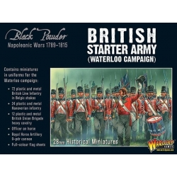 British Starter Army (Waterloo Campaign)