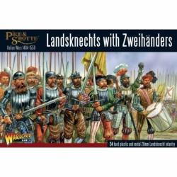 Landsknecht With Zweihanders