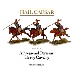 Persian Heavy Cavalry (3) Hail Caesar from Warlord Games reference WGHPE28