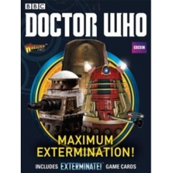 Maximum Extermination! Doctor Who from Warlord Games reference 602210501