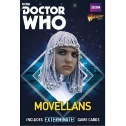 Movellans Doctor Who from Warlord Games reference 602210134