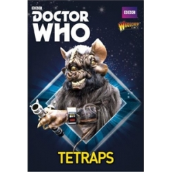 Tetraps Doctor Who from Warlord Games reference 602210124