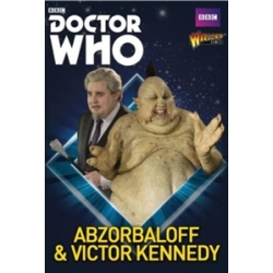 Abzorbaloff And Victor Kennedy Doctor Who from Warlord Games reference 602210131