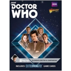 Doctor Who: 11Th Doctor And Companions Doctor Who from Warlord Games reference 602210011
