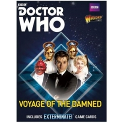 Dr Who Voyage Of The Damned Doctor Who from Warlord Games reference 602210222