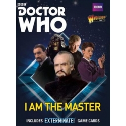 Dr Who I Am The Master