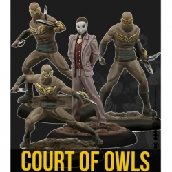 The Court Of Owls Crew