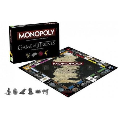 Monopoly Juego De Tronos castellano