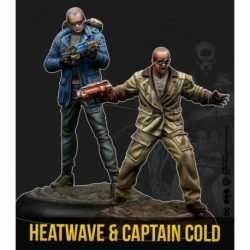 Captain Cold And Heatwave
