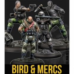 Bird And Mercs