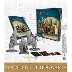 Maestros De Hogwarts (Castellano)