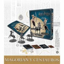 Magorian Y Centauros (Castellano)