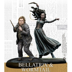 Bellatrix And Wormtail (English)