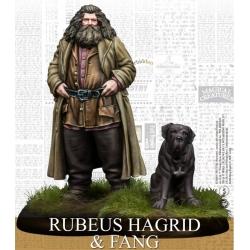 Rubeus Hagrid & Fang (English)