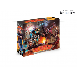 Operation: Wildfire Battle Pack Infinity Corvus Belli 280026-0784