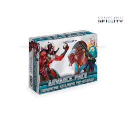 Advance Pack - Convention Exclusive Pre-release Infinity Corvus Belli 280027-0785