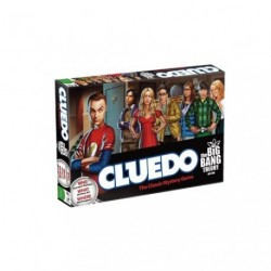 CLUEDO BIG BANG THEORY *SPANISH*