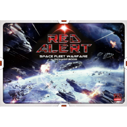 Juego de mesa Red Alert: Space Fleet Warfare (Inglés) PSC Games