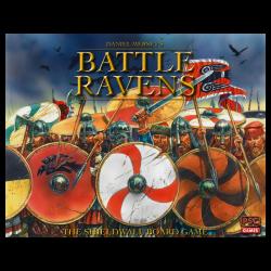 Juego de mesa Battle Ravens (Inglés) de PSC GAmes