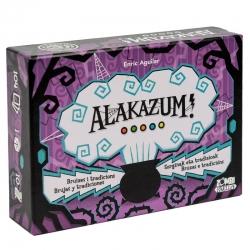 Juego de cartas Alakazum de Zombi Paella
