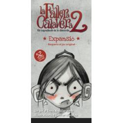 Expansión La Fallera Calavera 2: los ingredientes de la discordia de Zombi Paella