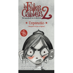Expansion La Fallera Calavera 2: the ingredients of discord of Zombi Paella