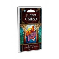 Juego De Tronos 2ª Edición Lcg - Bajo La Fortaleza Roja
