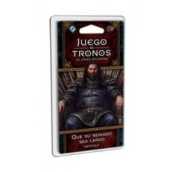 Juego De Tronos 2ª Edición Lcg - Que Su Reinado Sea Largo