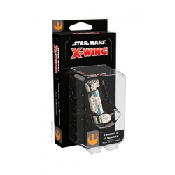 Star Wars X-Wing 2ª Edición. Transporte De La Resistencia
