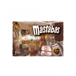 Card game Mastabas of War of Myths