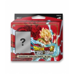 Dragon Ball Super Magnificent Collection Gogeta de Bandai