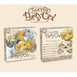 Chocobo Party Up! The Square Enix Board Game