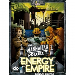Board game Manhattan Project: Energy Empire by Do It Games