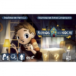 Card game Noises at Night by Do It Games