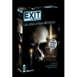 Vive una experiencia de sala de escape en tu casa con el nuevo juego de Devir Exit Las Catacumbas del Terror