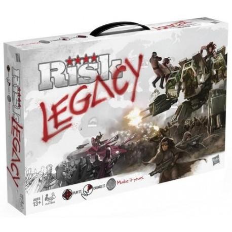 Risk Legacy Ingles