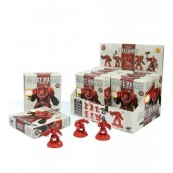 Caja de 10 miniaturas Space Marine Hero Serie 2 de Warhammer 40.000