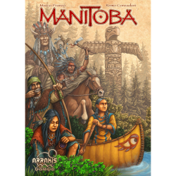 Manitoba board game from Arrakis Games