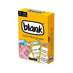 Blank. En Blanco
