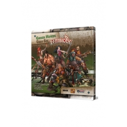 Zombicide: Black Plague. Green Horde - Accesorios