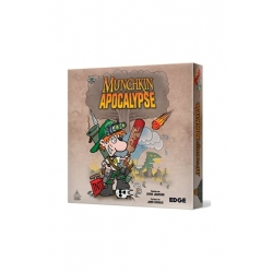 Munchkin Apocalypse - Jcnc