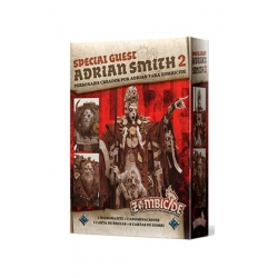 Zombicide: Black Plague. Green Horde Special Guest: Adrian Smith 2