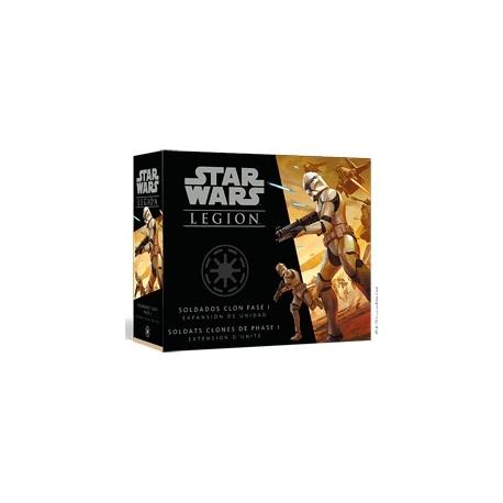 Star Wars: Legión Soldados Clon Fase I