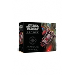 Star Wars: Legión Deslizadora Barc