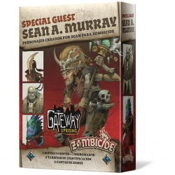 Zombicide: Black Plague. Green Horde Special Guest: Sean A. Murray