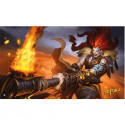 Juego de mesa Keyforge Accesorios: Tapete Brute Force de Fantasy Flight Games