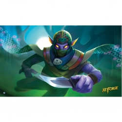Playmat Juego de mesa Keyforge Accesorios: Tapete Finishing Blow de Fantasy Flight Games