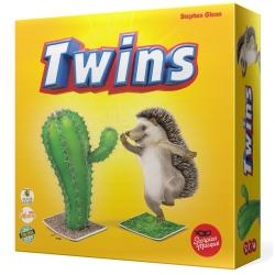 Juego de mesa Twins de Asmodee