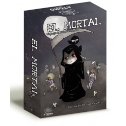 The mortal is a fast, friendly and fun card game where the objective will be to survive death
