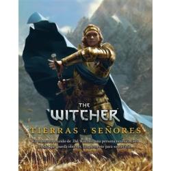 Juego de rol The Witcher Pantalla - Tierras y Señores de Holocubierta